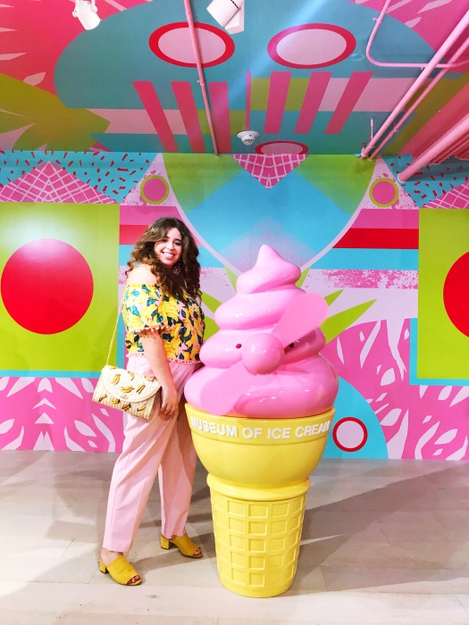 Museum of ice cream Miami guide she Wears Color