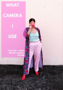 what camera i use she wears color