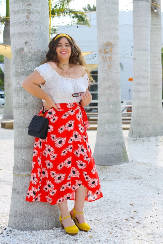 She Wears Color plus size fashion a Plus by Anthropologie